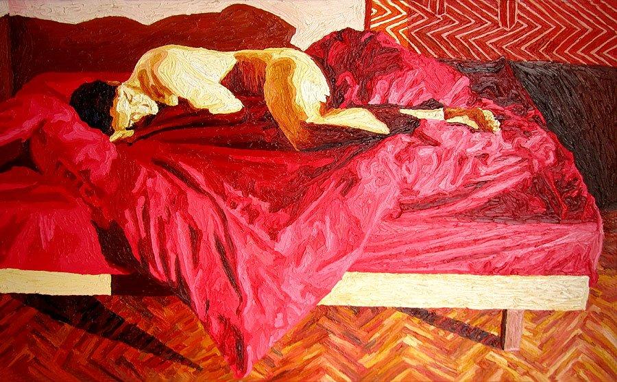 Eduardo León Garrido (Spanish, 1856-1949) A Very Fine Oil