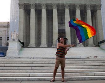 The Supreme Court Strikes Down DOMA