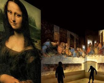 Da Vinci Alive! In Tel Aviv