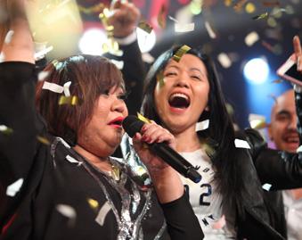 Lesbian Filipino Rose Fostanes wins 'X Factor Israel'
