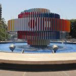 Gay Travel: Dizengoff Fountain