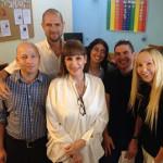 MK Limor Livnat Visits Beit Dror