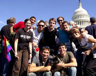Jewish LGBTQ Students Thrive