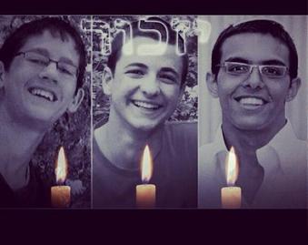 Missing Teens' Bodies Found in West Bank