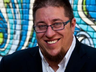 Trans Writer in Jewish Bookfest