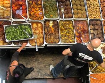 Tel Aviv, a world's top culinary city