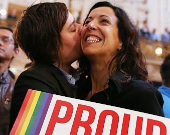 Same-Sex Marriage Wins at SCOTUS