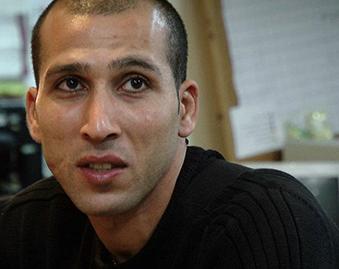 Gay Palestinian finds asylum