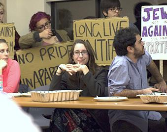 Israel Detractors Fall Flat at UC Santa Cruz