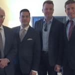 Landau Meets LGBT Leaders in LA