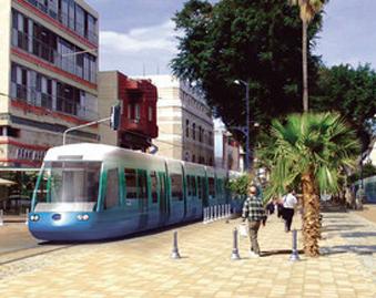 Work on Tel Aviv's Light Rail Begins