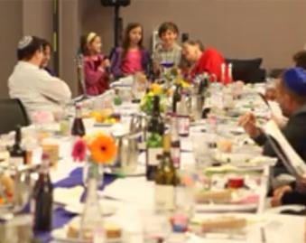 Vegas' Jewish, LGBT People Together