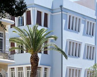 Tel Aviv's Norman: Best Boutique Hotel