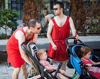 This is Tel Aviv
