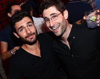 Gay Jews Celebrate 'High Homo Days' — With Eye on Marriage