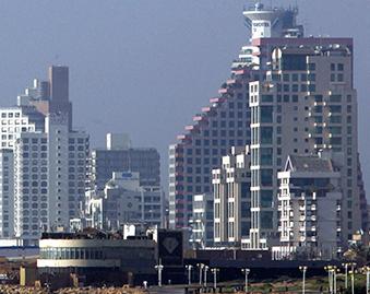 Tel Aviv/Airbnb Interactive City Guide