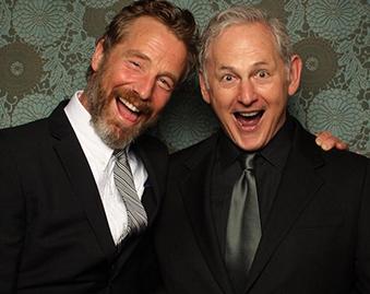 Gay Jewish actor Victor Garber married partner