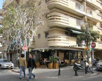 Florentin a Bustling Bohemian Hub