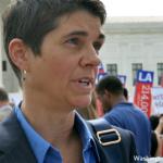 Rea Carey Condemns Anti-Semitism