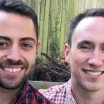 Weddings: Jeffrey and Michael