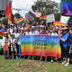 Pride March in Melbourne