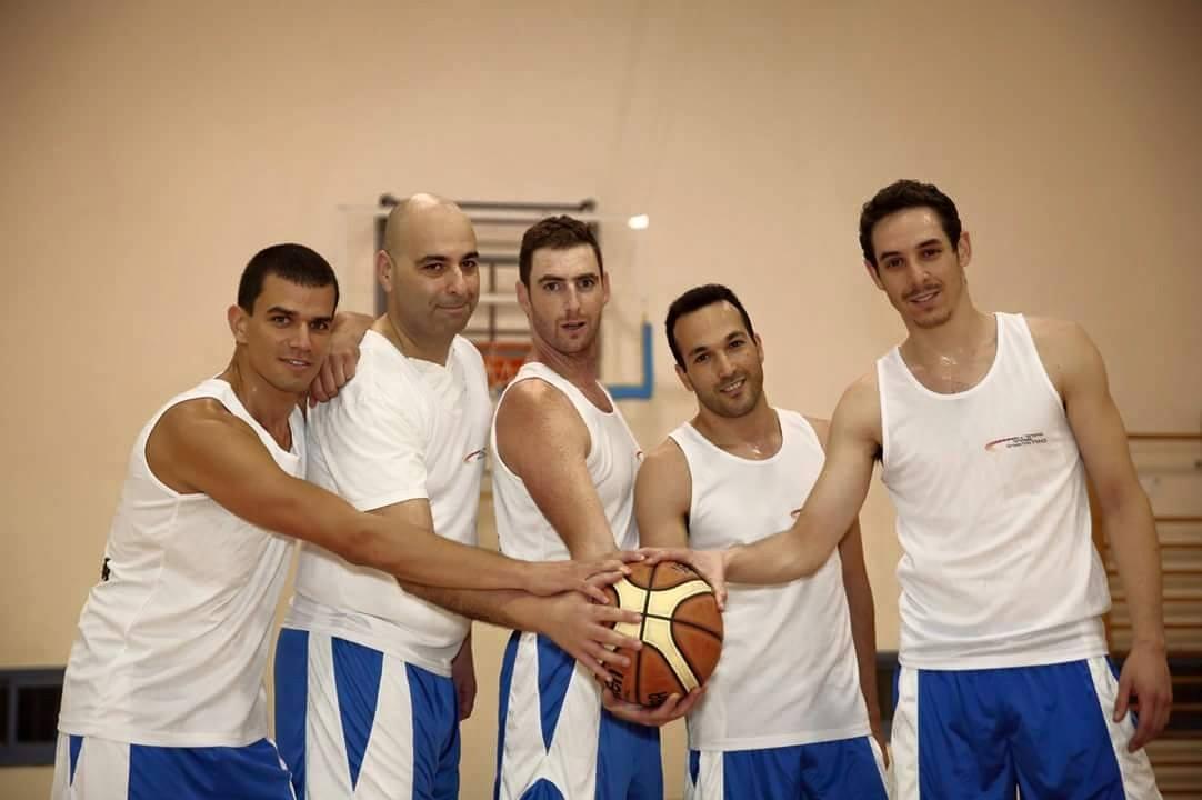 Israeli Basket Men 47
