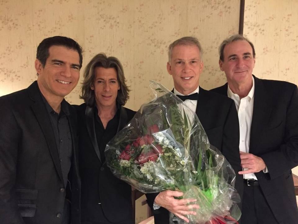 After Kennedy Center Concert