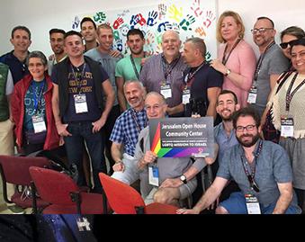 100 LGBT Jewish Americans Promote Solidarity in Israel
