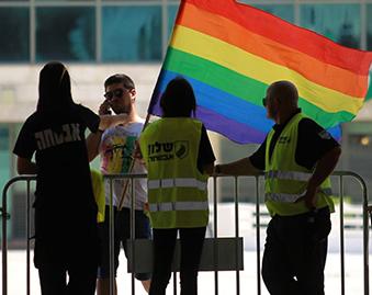 Hundreds March ar Ashdod Gay Pride Parade
