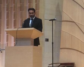 Adas Israel hosts interfaith memorial service