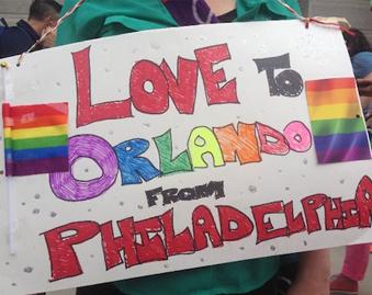 Philadelphia Jewish Community Stands With Orlando
