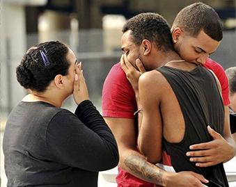 Israeli LGBT People Unite With Orlando