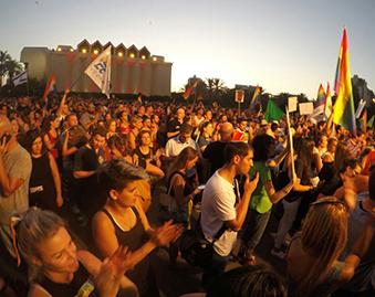 Israeli LGBT Activist Sues Police for False Arrest