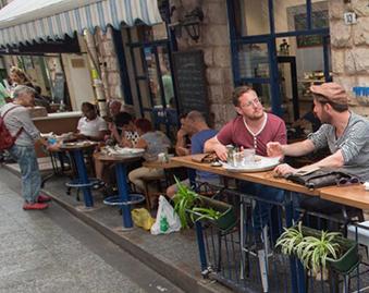 The 10 Best Cafes in Jerusalem