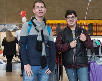 Departures / Arrivals: When in Rome