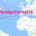 #bridge2israel16: Here We Go!