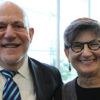 Rabbi Lisa Edwards Gives D'var Torah in Arthur Slepian's Honor