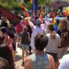 Thousands Join Kfar Saba's First-ever Gay Pride Parade