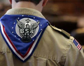 Boy Scouts Seeking  Jewish Troops
