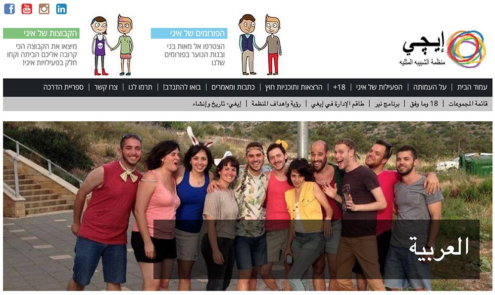 Gay In Arabic