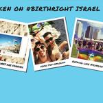 LGBTQ #Birthright Experience in Israel