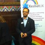 Keshet UK holds annual Chanukah celebration in the British Parliament