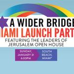 A Wider Bridge Miami Launch Party
