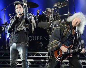 Queen and Adam Lambert May Perform in Israel