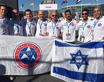 Israeli Teams Win Big at the Gay EuroGames