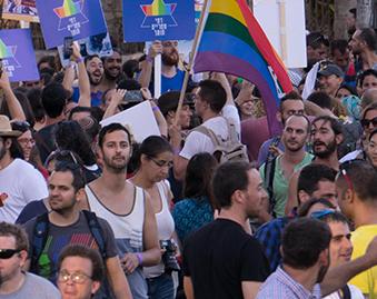 Online hatred against Israeli LGBT community rises dramatically