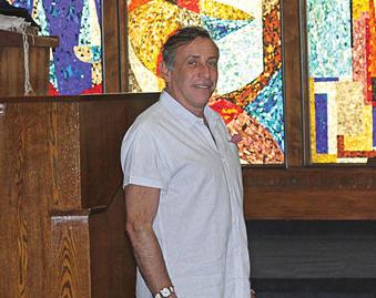 Jersey City Synagogue Hires a Gay Rabbi