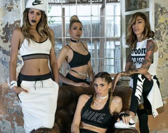 Trans Women Lead Nike Israel's Fall Campaign