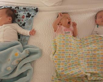 Israeli Babies Born Via Surrogacy in Mexico Finally Come Home