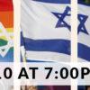 Portland Event: Bridging Identities: On Being LGBTQ, Jewish and Pro-Israel